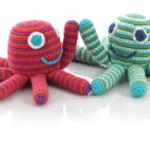 Octopus Pebble Child