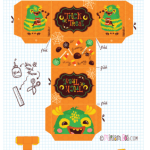 Gratis printable Halloween