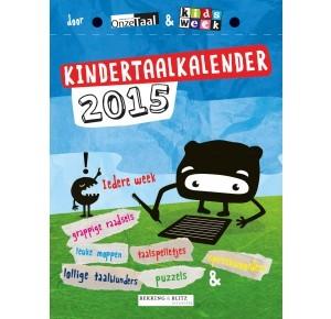 Kalender 1 Onze taal