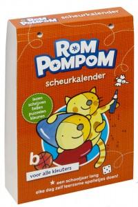 Kalender 5 Rom pom pom