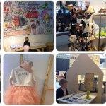 De Kleine Fabriek door de ogen van onze 2 jarige Lenthe