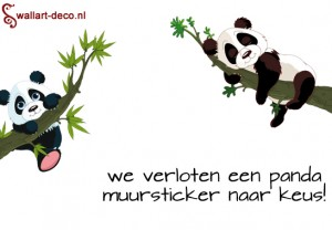 panda_muursticker_verloting
