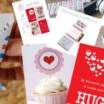 8 x leuke free printables voor Valentijnsdag