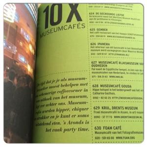 10 museum cafes