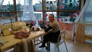 De winkel en atelier Droomwieg