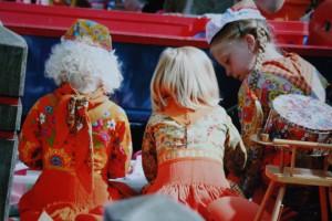 Koningsdag Marken - Foto Yvonne Koop