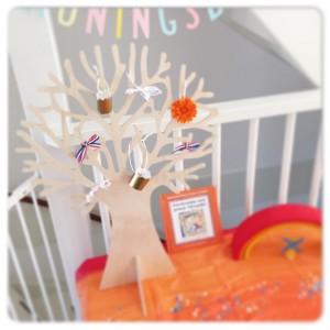 Koningsdag boom