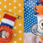 The best of Pinterest – Koningsdag!