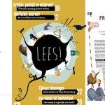 Laat je inspireren door LEES! magazine