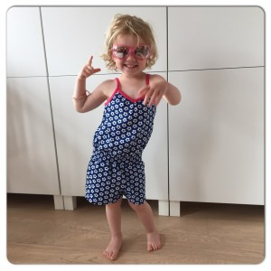 lenthe nieuwe outfit
