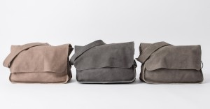 Handcrafted leather diaper bags 4