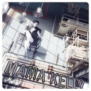 mama kelly industrieel interieur