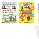 De leukste vakantieboeken voor kinderen èn volwassenen