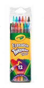 erasers crayola