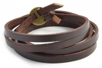 2bruine-lederen-gedraaide-leren-armband-cc3