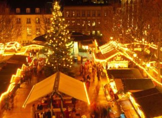 Kerstmarkt in europa