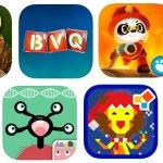 Apps voor in de vakantie of op de achterbank