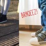 Eigenwijze, vrolijke schoenen voor een schappelijke prijs