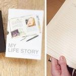 Een dagboek voor je hele leven