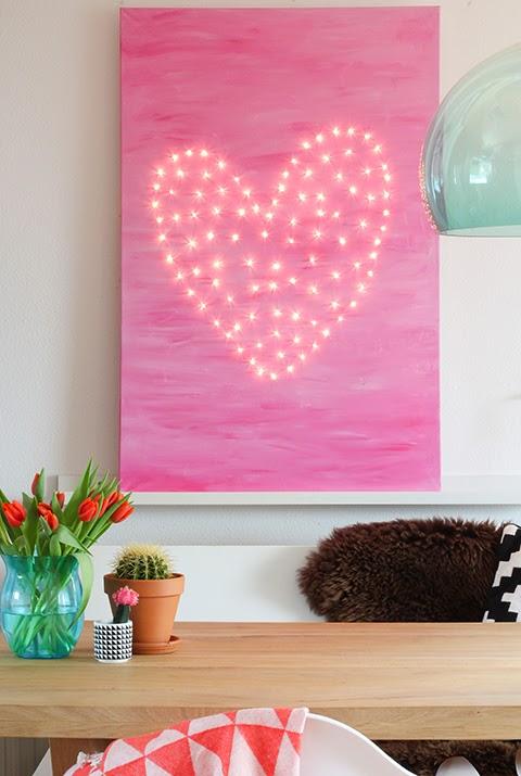 Valentijnsdag heart-of-lights Elske Leenstra
