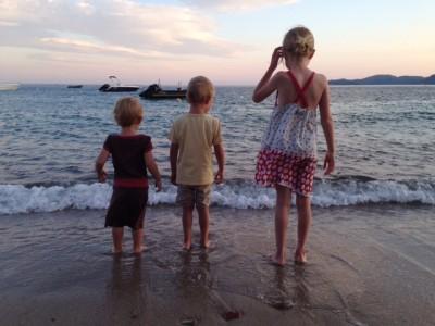 strand spelletje