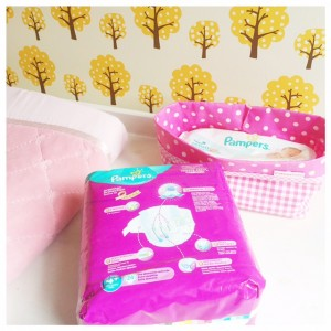 Pampers Premium Active Fit