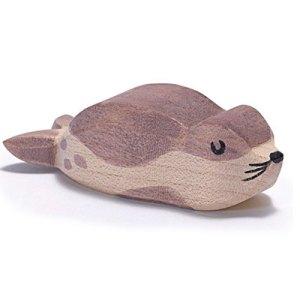 Ostheimer zeehond baby