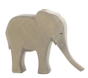Ostheimer olifant slurf gestrekt