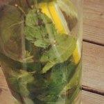 Rebojito, een fris zomerdrankje