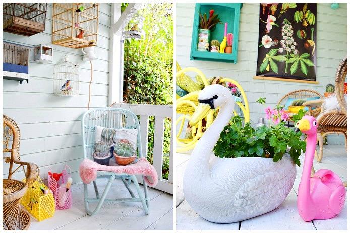 corine veranda vogelhuis zwaan