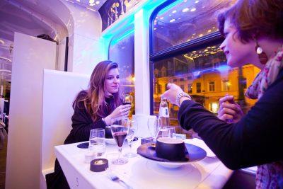 tram experience brussel