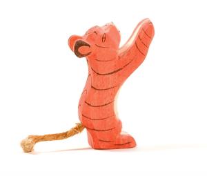 Ostheimer kleine tijger spelend