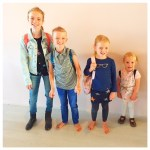 7 x mix and match met items van Jeans Centre