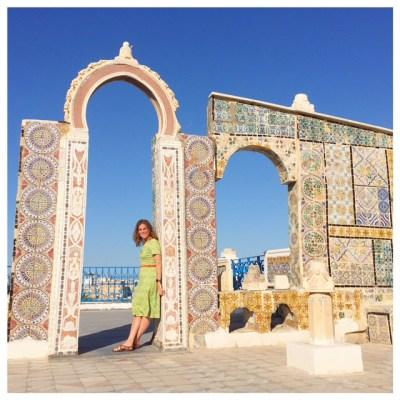 Op vakantie naar Tunesië medina tunis