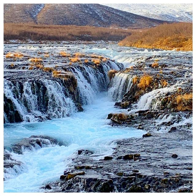 bruarfoss waterval bereikbaar