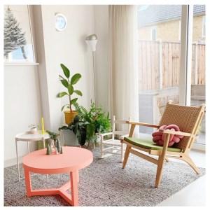scandinavische fauteuil pib
