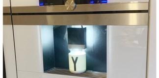 inbouw koffiezetapparaat