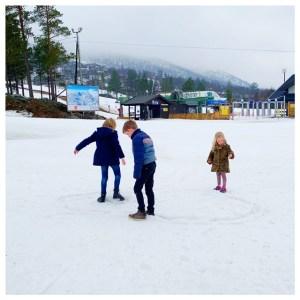 geilo sneeuw