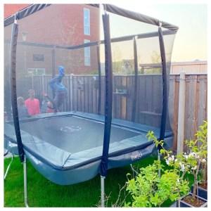 trampoline yuren