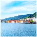 Bergen in Noorwegen met kinderen