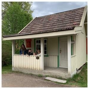 openlucht museum huisje