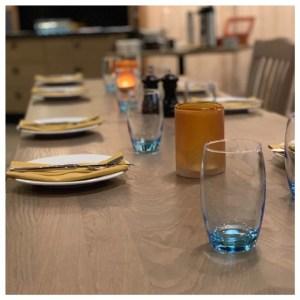 gedekte tafel hallingdal restaurant
