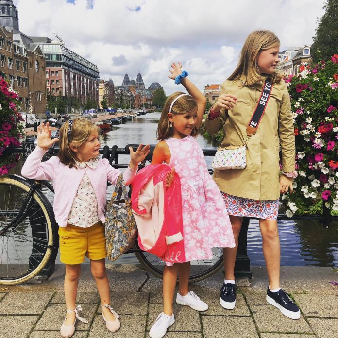 Een leuke route Amsterdam-Zuid met kinderen