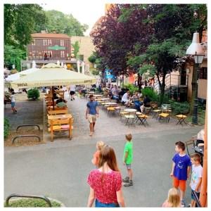 Tkalciceva Street oftewel Bar Street