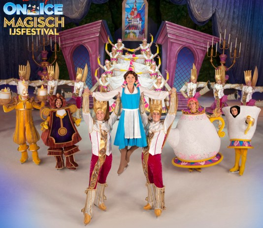 Disney on ice belle en het beest