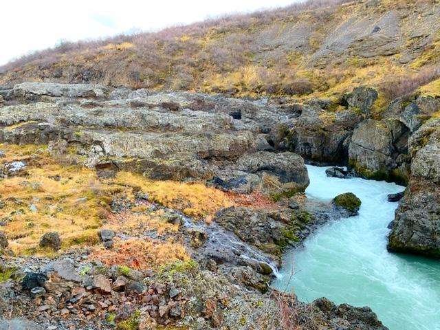 barnafoss waterval