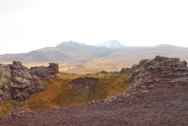 krater van binnen saxholl