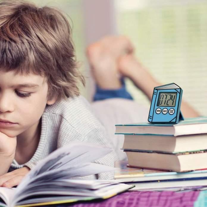 kind reading timer