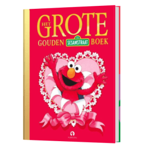Grote Gouden Boek Sesamstraat