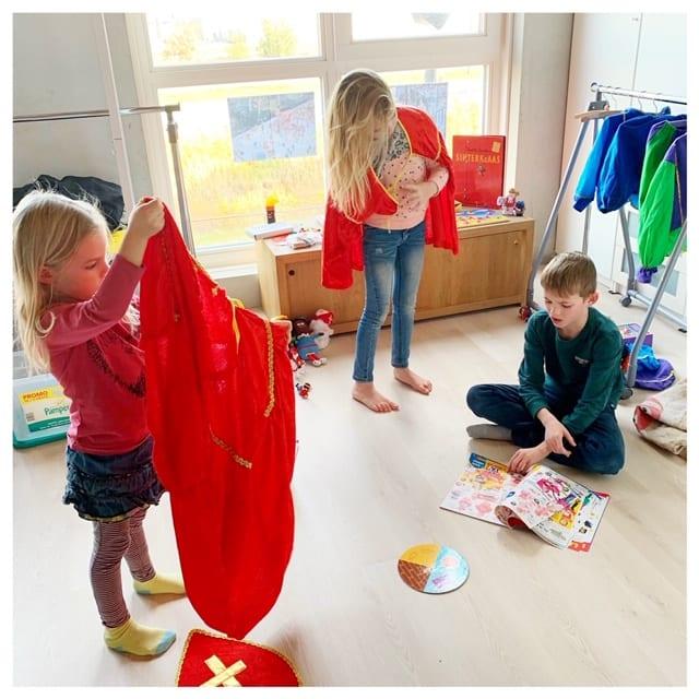Waarom onze kinderen niet in Sinterklaas geloven